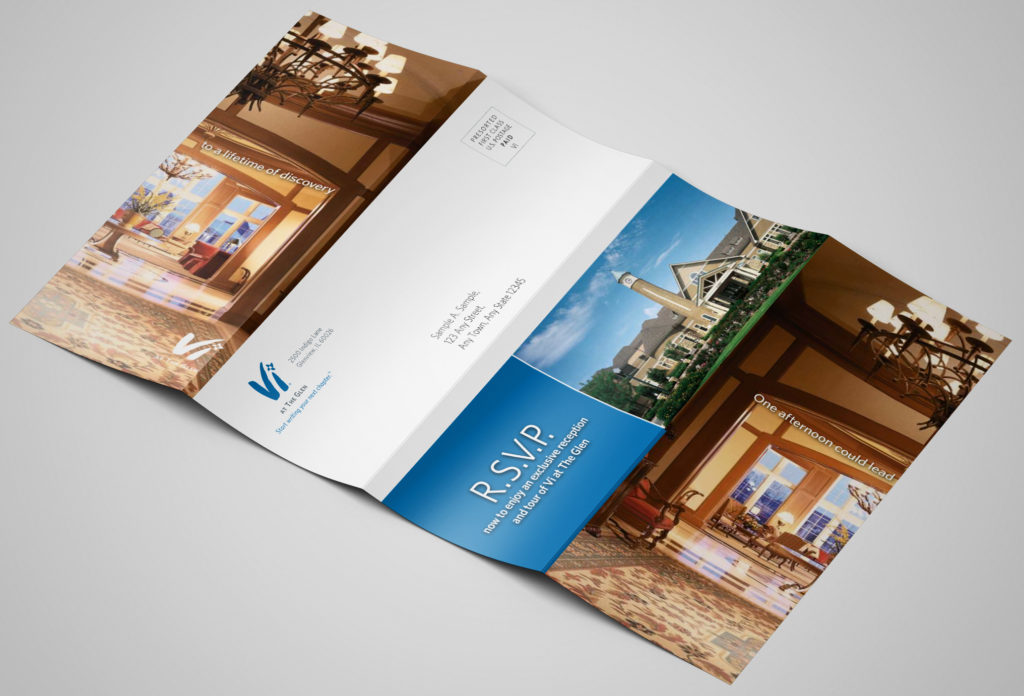 """The Glen"" Brochure Outside"